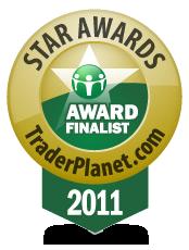 2011 Trader Planet Star Awards Finalist