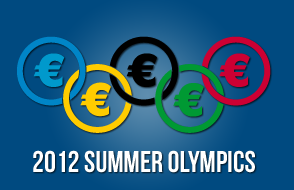 2012 Summer Olympics and the Euro